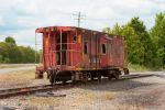 COURTLAND CABOOSE by Artographs
