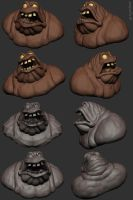 Clayface by gapriest