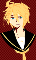 Len Vector Coloring by xTickie-Tockx