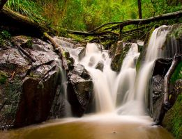 Cascades IV by TaGiRoCkS