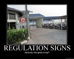 Rules and regulations by dp246