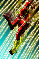 Flash Colors REDUX by DaveKennedy
