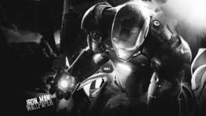 Iron Man Wallpaper by Nitevortex