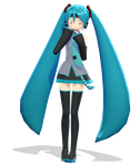 .: DL Series :. AnMiku by Duekko