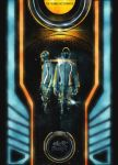 daft punk tron legacy by visoden1
