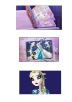 Elsa in Ever After High 4 by Lady--knight