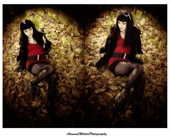 .Autumn Fashion. by AlannahWilder