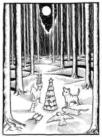 Holiday Card '13 by WasserBoxer