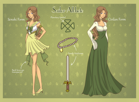 Sailor Alkhete Reference Sheet by samiikinns