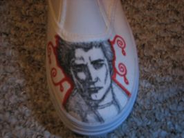 The Edward Cullen Shoe by everythingerika