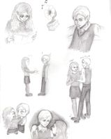 Dramione-Dance Practice by BrerBunny13