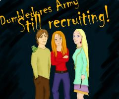 Dumbledores Army by guad