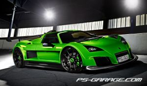Gumpert Apollo Roadster by Danyutz