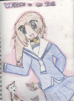 Me in fruits basket by Oddchild69