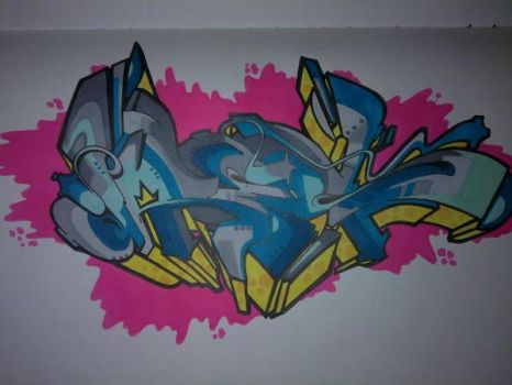 Graff by aresmone