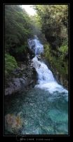 Falls Creek by Crooty