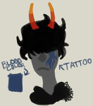 Homestuck Adoptable [OPEN] by donincrow