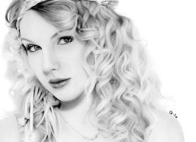 Taylor Swift by Q-Le