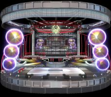 Sweet new stage by chocosunday