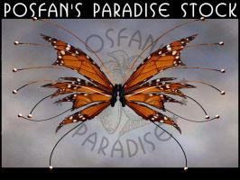 Enchanted Fey  Wings 004 by poserfan-stock