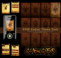 S500 ZTPack - Cancer by haadesm