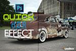 Quick HDR Effect in PS by UmbraDeNoapte-Stock