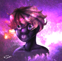 Galaxyy by HollyBjeam