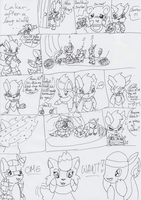 PMD-E Mission 6 Part 3 Sakura by NebulaWords