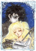 Edward Scissorhands by Sadyna
