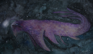 Star Whale by Dark-Taser