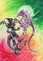 Colourful Dance by Sysirauta