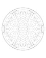 40 2015 Meditation Mandala by bcre80v