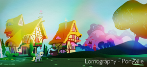 Lomography Ponyville by Skeptic-Mousey