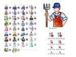 Professional Icon Set by yourmailkept