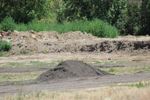 Dirt Pile Stock by BeccaB323