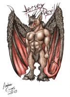 Jersey Devil by Wavestorm101