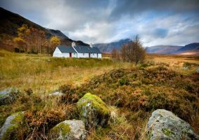 Autumn at Blackrock Cottage by ArwensGrace