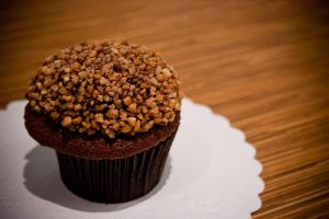 Nutella Cupcake by jamity