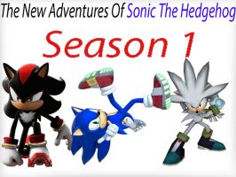 The New Adventures Of Sonic The Hedgehog Season 1 by Sonicking9