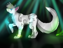 Silver by SilverTailTwo