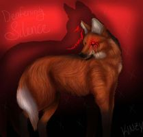 The Silence is Deafening to My Ears by KahlaWolf