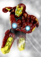 IRON-MAN by er7n