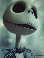 Jack Skellington by LT-Arts