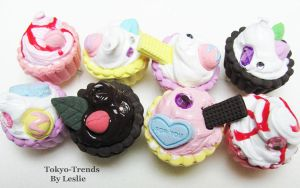Large Cupcake Rings 1 by Tokyo-Trends