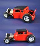 Ford Coupe by Chafito