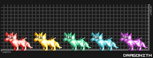 Starbound-Sprites-Starberus by Dragonith