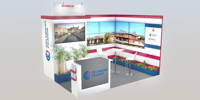 Stand CCI Amiens 2015 by Itsmil