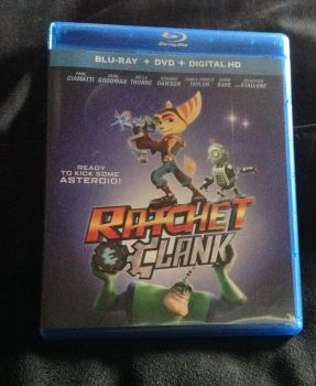 I got the Ratchet and Clank movie! by Prince5s
