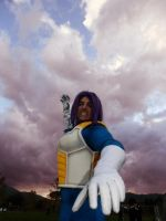 Trunks Cosplay by DocSkavenger