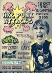 HXC PUNK ATTACK 5 by little-shameless